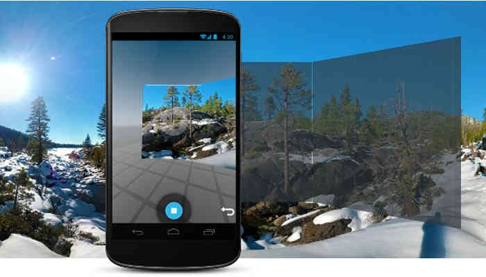 Installare Photo Sphere con e senza apk
