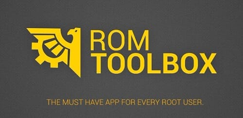 ROM Installer: now the roms install themselves from an application