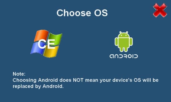 Microsoft wants Windows phone in dualboot with Android on the HTC