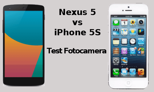 [Video] Nexus 5 vs iPhone 5S – Confronto fotocamera