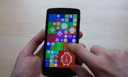 [Video] Android 4.4 KitKat Easter Egg