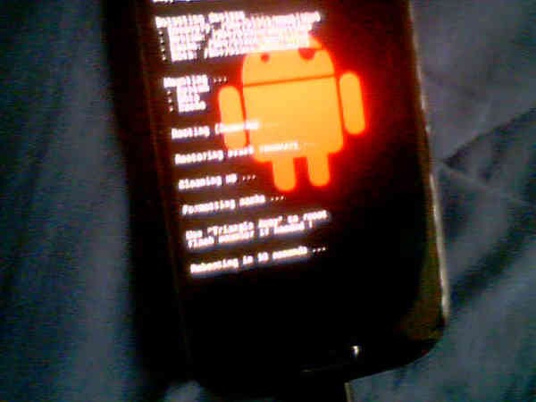 Android 5 Lollipop and the problem of physical keys!