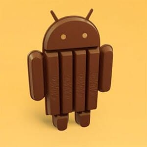 Android 4.4.4 KitKat, already released