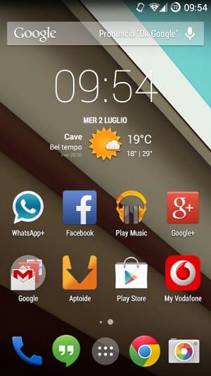 Next-generation Android: le novità in sintesi al Google I/O 2014