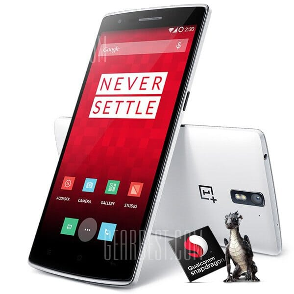 ONEPLUS ONE without invitation from 283 €! With coupon
