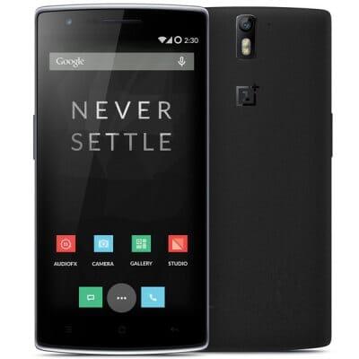 ONEPLUS ONE 64GB Black at 347 Euro !!