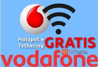 free vodafone hotspot InTheBit