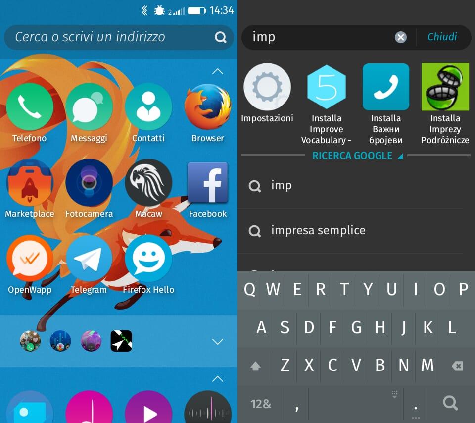 Firefox OS: il sistema operativo mobile versatile e open