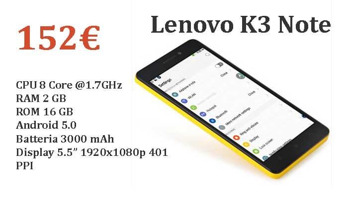 OUKITEL U8: Smartphone low cost con Android 5.1! [Prezzo aggiornato]