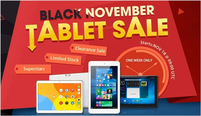 Tablet offers: start with 32 euro!
