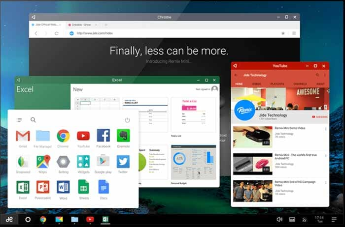 Come installare Remix OS su USB + Play Store – Android su tutti i PC