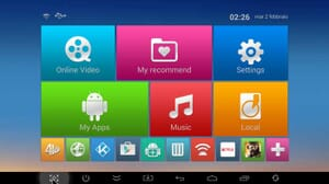 M8 box TV Android
