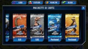 Trucchi Jurassic World (Cheats)