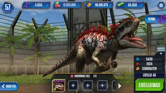 Jurassic World cheats