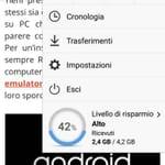 come risparmiare dati internet su Android (1)