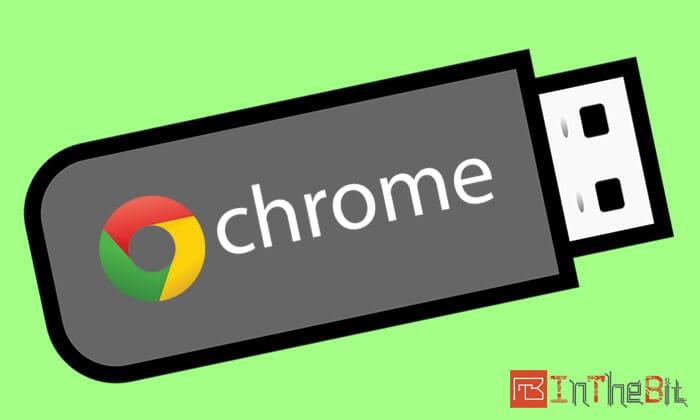 Come installare Chrome OS su USB per avviarlo da qualsiasi PC