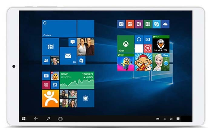 Teclast X80 Pro, tablet 8″ con Android, Windows e 2GB di RAM a 87€