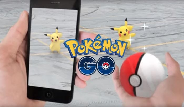 Pokémon GO disponibile al Download per Android e iOS [Download APK]