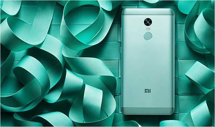 Xiaomi Redmi Note 4X 3 / 32GB Global now available from 131 €