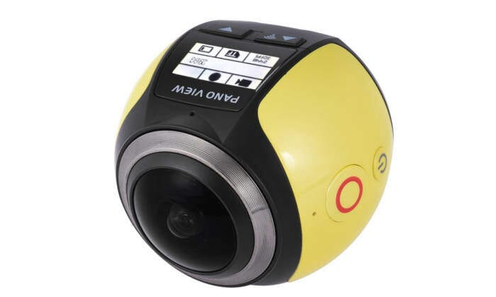 Action cam offered on TomTop by 18 Euro