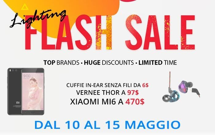 Offerte GearBest Italia: dispositivi Xiaomi in offerta con 2 anni di garanzia