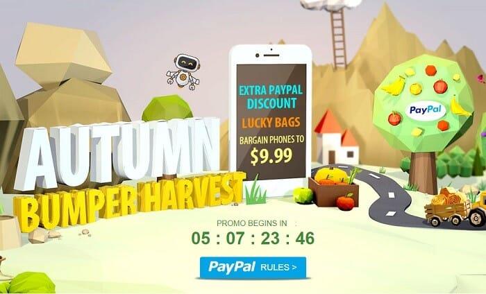 In anteprima le migliori offerte di domani 7 settembre su GearBest