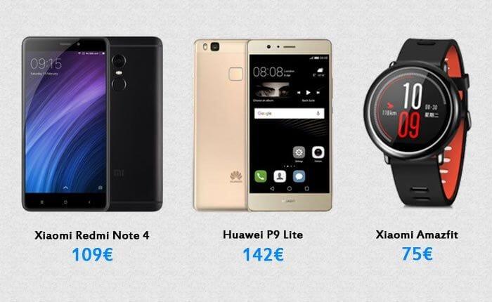 Anteprima offerte Gearbest 8 settembre. Xiaomi Mi6 a 156 Euro!