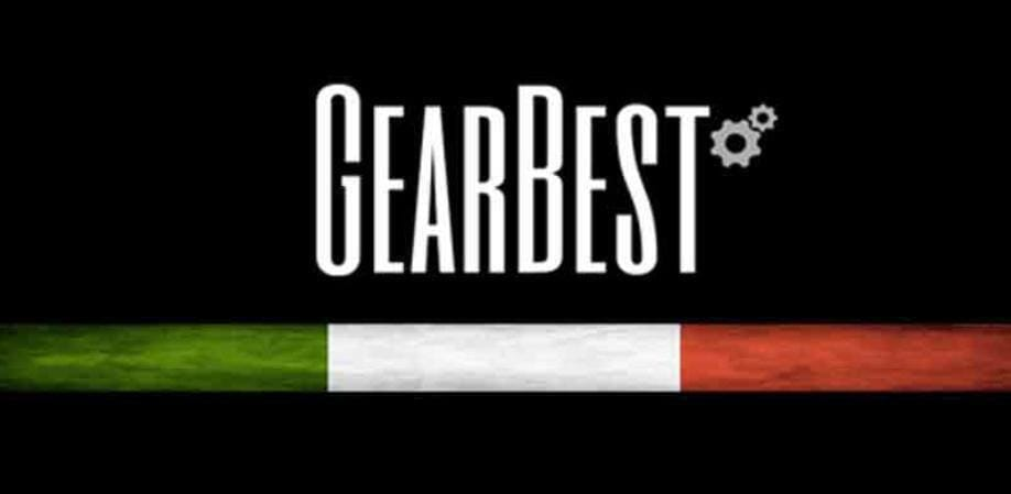 Gearbest Coupon 6 Novembre, electric bike sent from Italy!