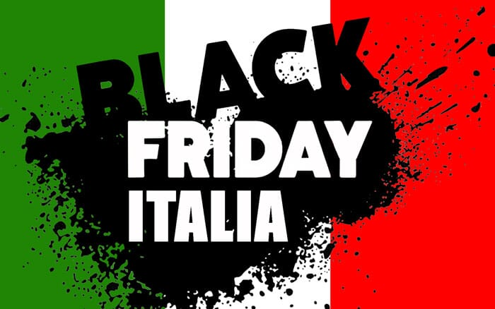 Black Friday 2020 Italia: date and best offers