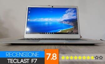 Review Teclast F7 Ultrabook