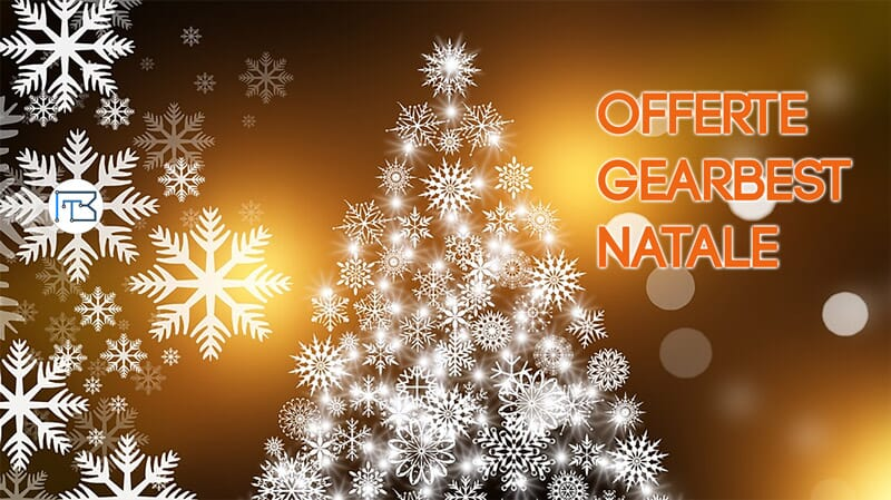 Best Gearbest 25 December offers: Christmas with many discounts Xiaomi