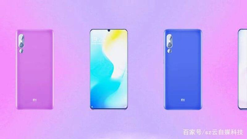 """Xiaomi ha brevettato un design con schermo """"perforato"""""""