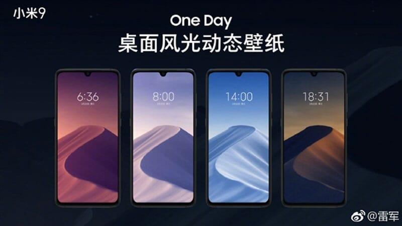 Xiaomi MI 9 avrà una dark mode che utilizzerà l'83% in meno di batteria