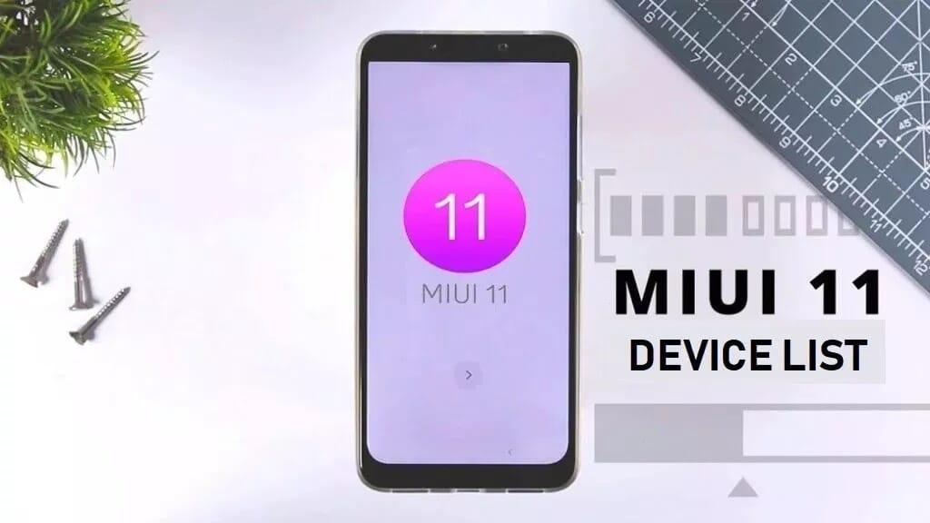 MIUI 11: Lista smartphone Xiaomi che riceveranno l'aggiornamento