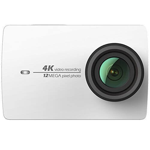 YI Action Camera 4K at 74,99 euro with coupon