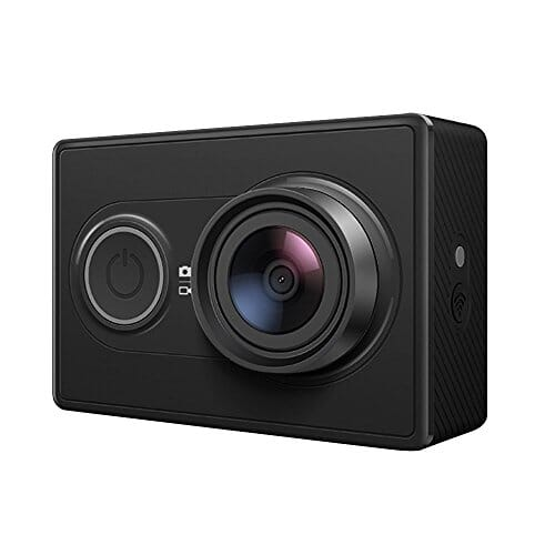 YI Action Camera 16 MP 1080p to 26,99 € with coupon on Amazon