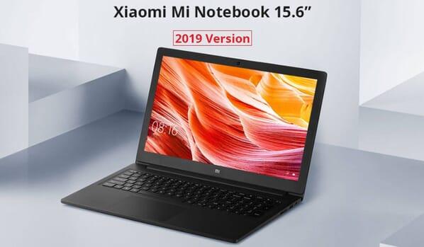Xiaomi Mi Notebook 2019