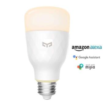 Xiaomi Yeelight Smart LED Bulb (White) YLDP05YL