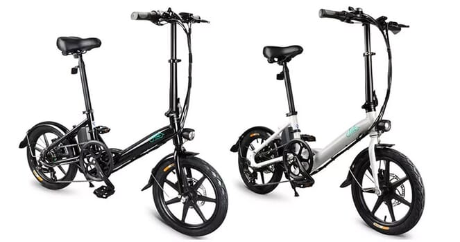 FIIDO D3 Shifting Version electric bicycle Shimano gearbox