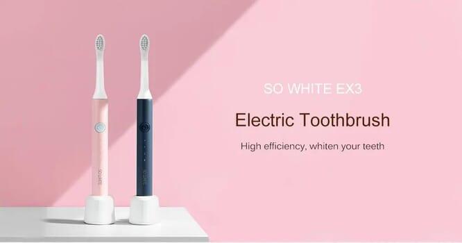 Xiaomi So White EX3 spazzolino elettrico più economico