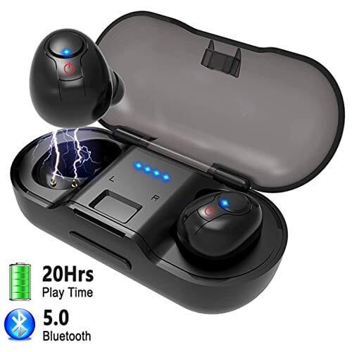 ZEALOT Auricolari Bluetooth scontate a metà prezzo con coupon