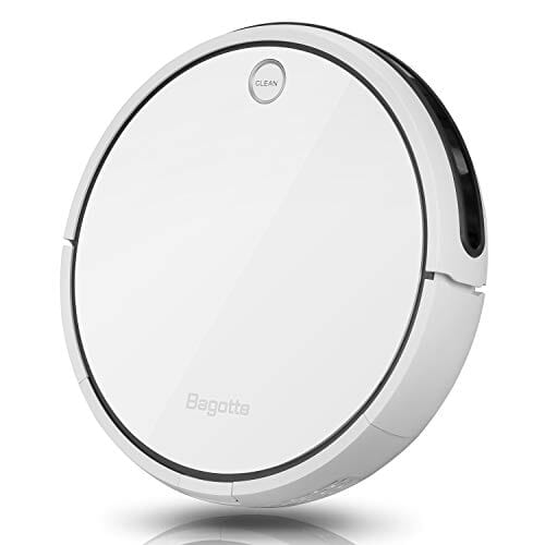 BAGOTTE I7 Robot Aspirapolvere a 170€ con coupon su Amazon