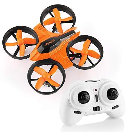 Helifar F36 Mini Drone 2.4G 4CH a 12,99€ con coupon Amazon