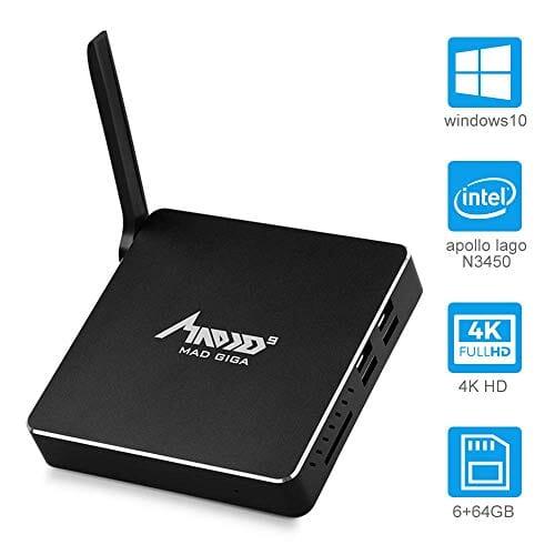 MadGiga AP34 Pro Mini Pc in offerta da 230€ a 138€ con coupon