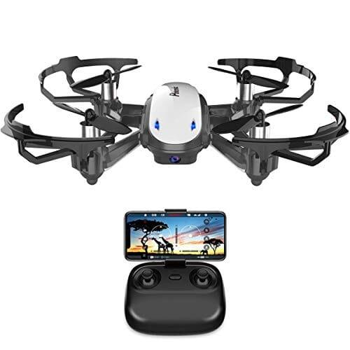 Potensic Drone con telecamera D20. 15€ di sconto con coupon Amazon