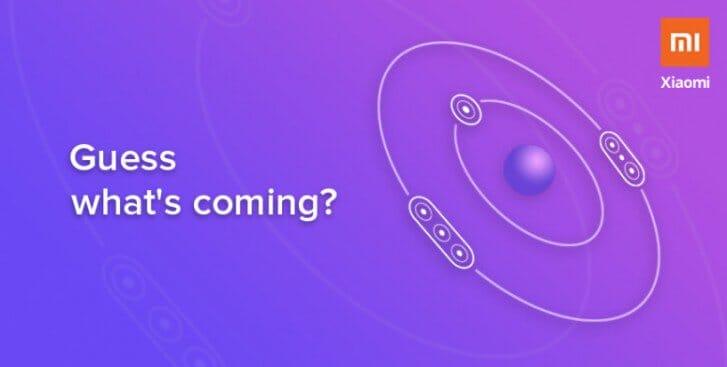 Xiaomi Mi A3, Teaser anticipa la tripla fotocamera?