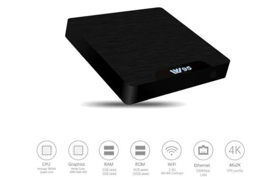W95 TvBox