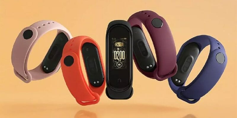 Xiaomi Mi Band 4 on offer at 20 € in the Global version shipped from Europe