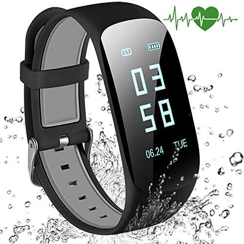 ABANDSHIP Activity Tracker con Cardiofrequenzimetro -50% con coupon