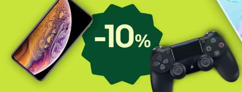 Nuova promo eBay Giugno: 10% di sconto fino a 100€ con questo coupon!